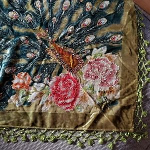 Accessories - 🧣Hand Beaded🧣Shawl or sarong